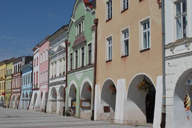 Historické centrum města Svitavy jsme mohli vidět ve filmu Byl jednou jeden polda III - Major Maisner a tančící drak (1999) v režii Jaroslava Soukupa.