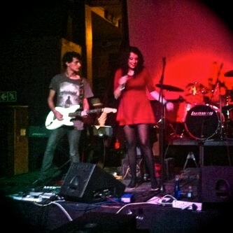 Stanford performing live at Zula Bar in Cape Town South Africa