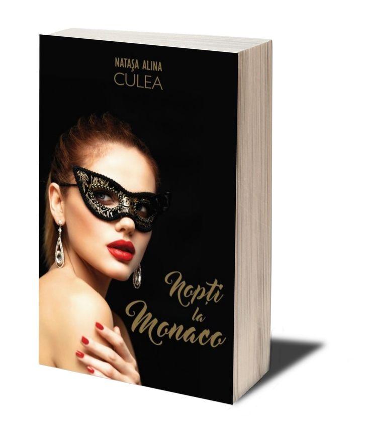 Carte Nopți la Monaco (Natașa Alina Culea)
