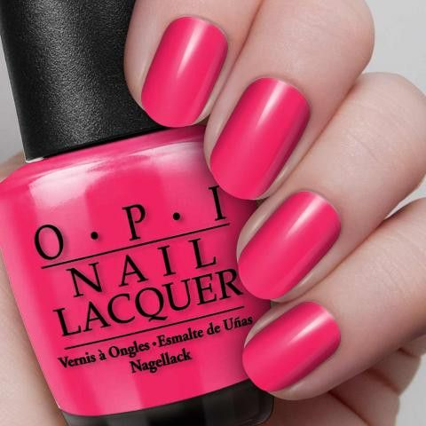 From the OPI Classic Colors collection.