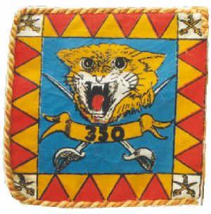 Batalhã0 de Cavalaria 350 Angola