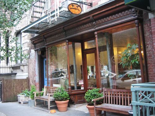 We love Cafe Grumpy! Located at 224 West 20th Street (between 7th and 8th Ave) it is the perfect local spot for a freshly brewed coffee!: Meserol Ave, Grumpy Chelsea, Ice Coffee, Chelsea Nyc, Cafe K-Cup, Cafe Grumpy Coffee, Coffee Shops Nyc New York, Cups Of Coffee, 8Th Ave