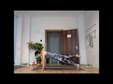 Szokj rá a jógára! (jóga otthon) 8. nap- Törzsizom erősítés - YouTube