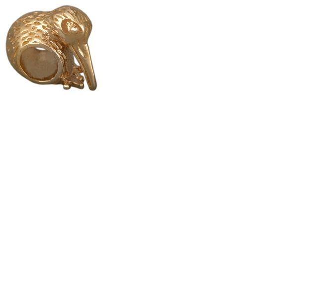 Evolve baby kiwi - gold charm