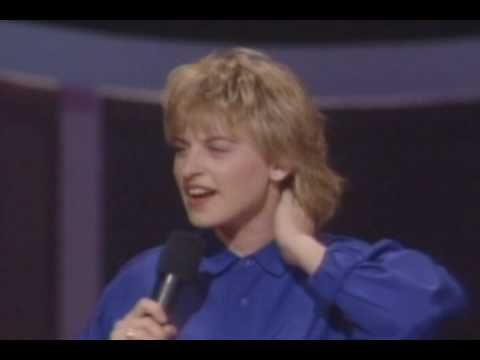 Ellen DeGeneres in a very early Stand-Up Appearance - YouTube