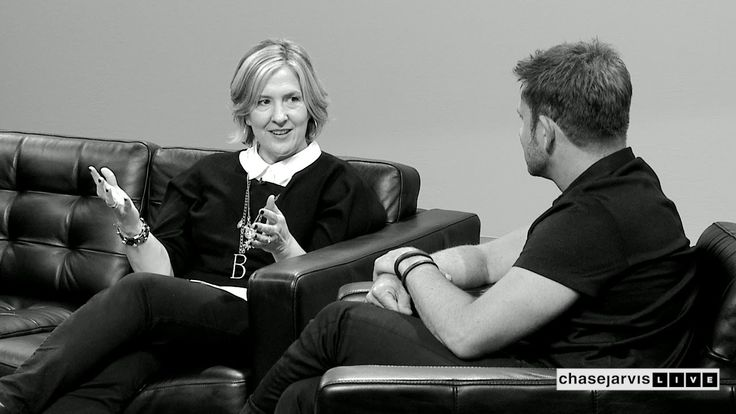 Bravery & Authenticity in a Digital World /w Brené Brown | Chase Jarvis ...