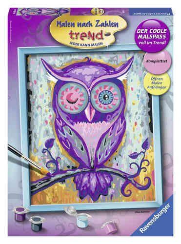 Träumende Eule - Ravensburger Malen nach Zahlen 28426 NEU+OVP   Spielzeug, Basteln & Kreativität, Malen & Zeichnen   eBay!