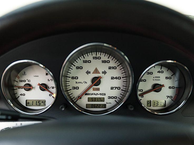 2002 Mercedes-Benz SLK 32 AMG Roadster