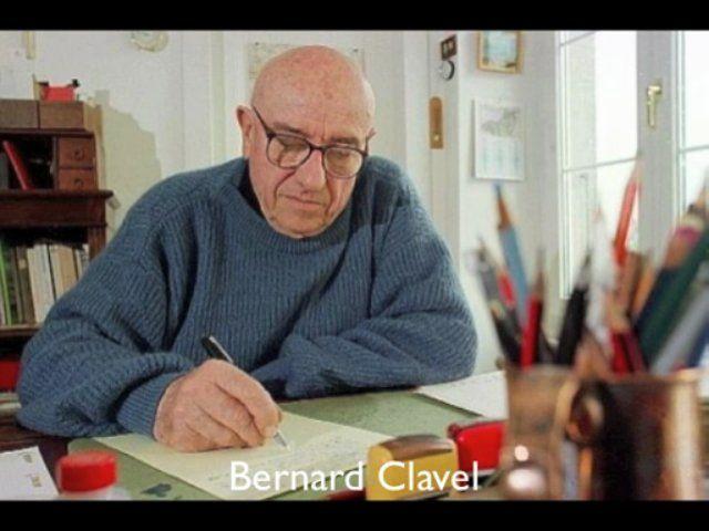 Bernard Clavel, pacifiste 2 - vidéo Dailymotion