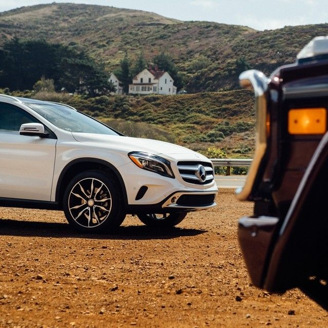 From the rugged Rocky Mountains to the curves of Lombard Street, there's a Mercedes-Benz to suit every journey. From this point forward, we'll explore the streets of San Francisco with the help of the agile GLA250.  #MBPhotoPass @rvt3  #Mercedes #Benz #instacar #carsofinstagram #germancars #luxury #GClass #G550 #GLA #GLA250 #SUV #SanFrancisco #CA #MBphotocredit