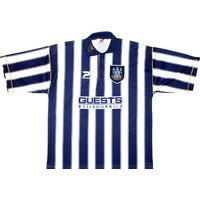 1995-96 West Brom Home Shirt S , From CLASSIC FOOTBALL SHIRTS LIMITED , CLASSIC FOOTBALL SHIRTS LIMITED
