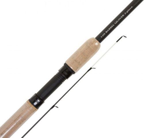 Korum-NEW-Barbel-Quiver-Rod-2-piece-12ft-Barbel-Fishing-Rod