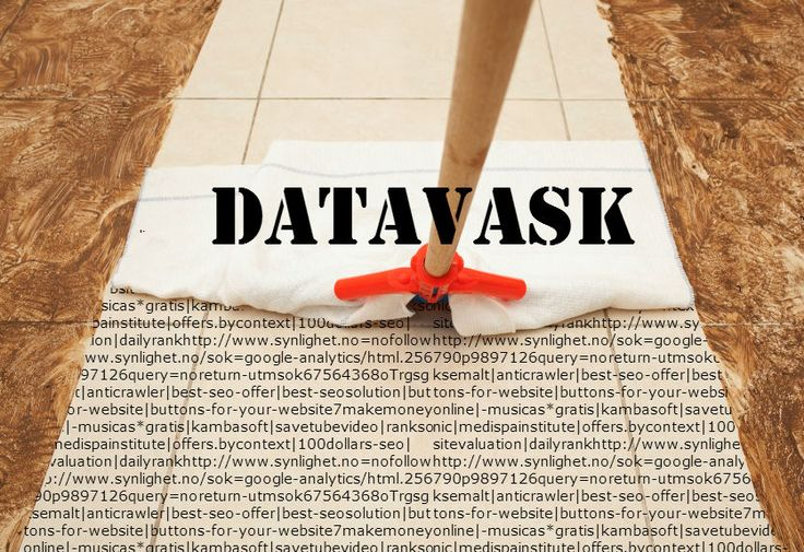 For at du skal kunne ta riktige avgjørelser er innsamling av data og analyse av resultater alfa omega. Derfor er det også helt essensielt at dataene du samler inn er riktige! Les mer om kvalitetssikring av dine data her!