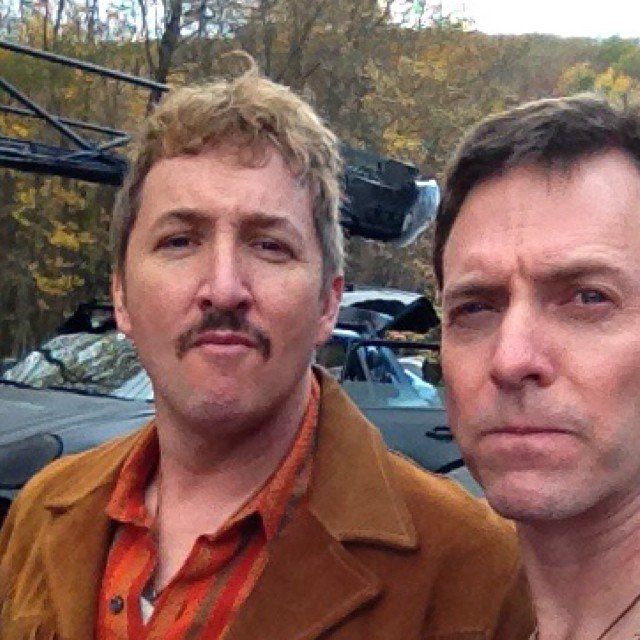 Pin for Later: Super Troopers 2 Has Begun Filming! See the Goofy Pictures  Paul Soter (Foster) is back!