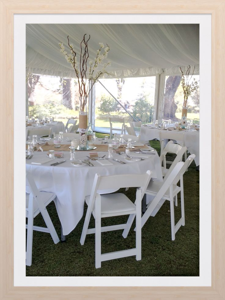 Mac-Hire 10x21m Clear Structure Marquee. Beautiful Wedding in Orange NSW