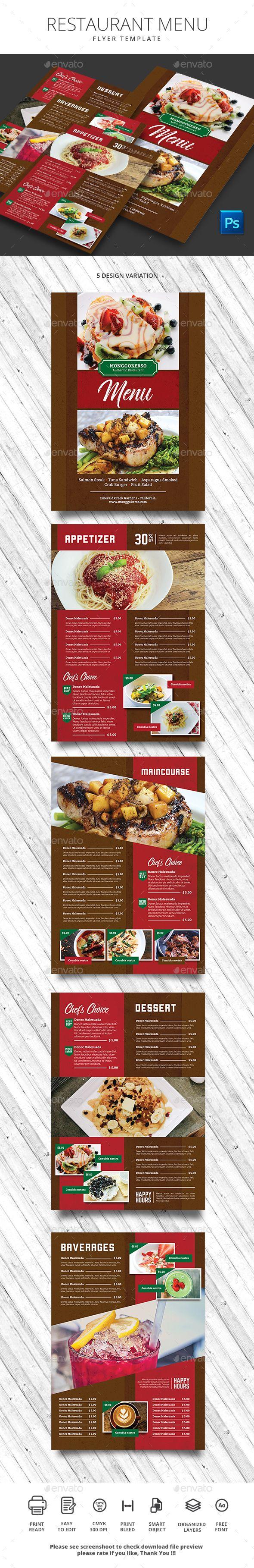 White apron menu warrington - Restaurant Menu