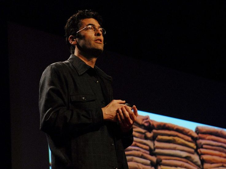 Chris Jordan: Turning powerful stats into art | Talk Video | TED.com