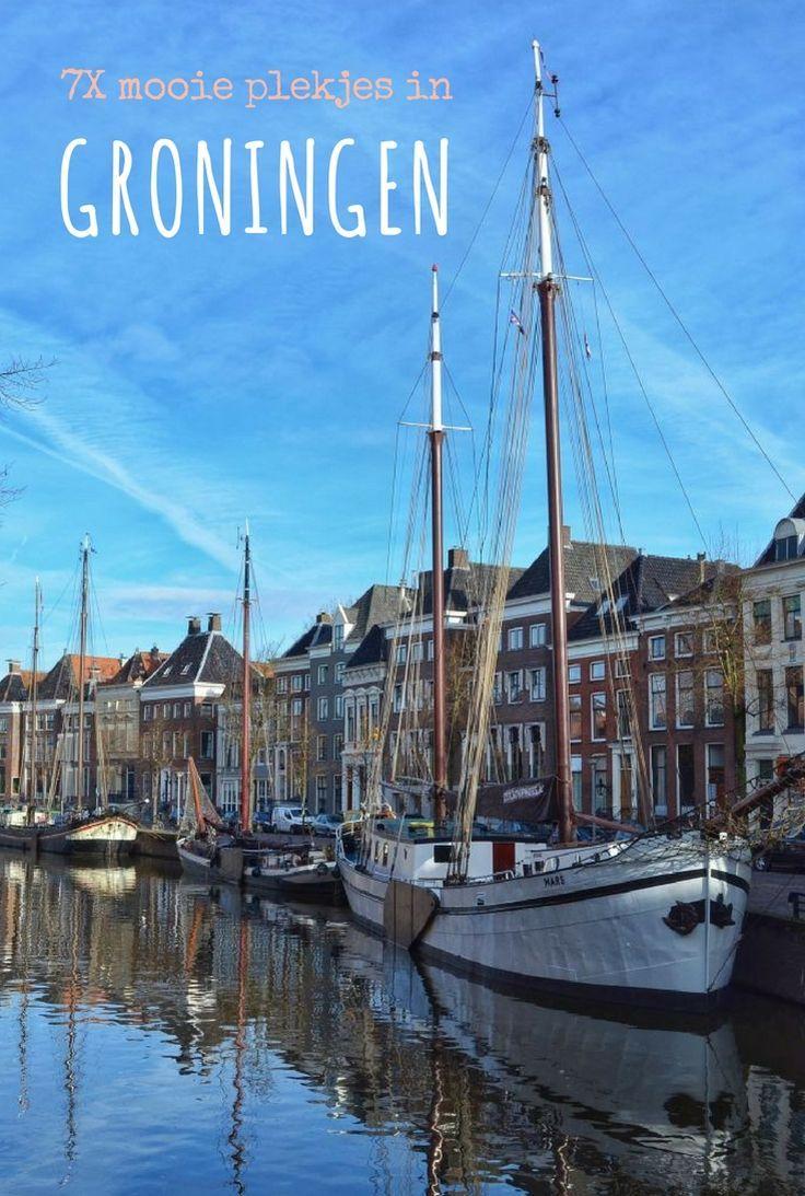 7x mooie plekjes in Groningen.