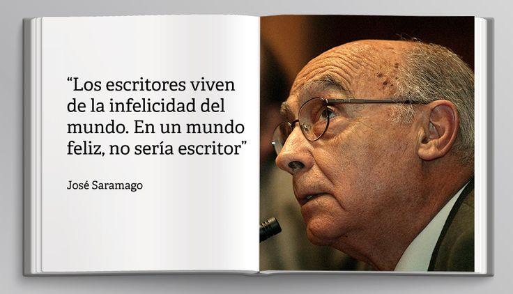 José Saramago y su legado resumido en 12 frases