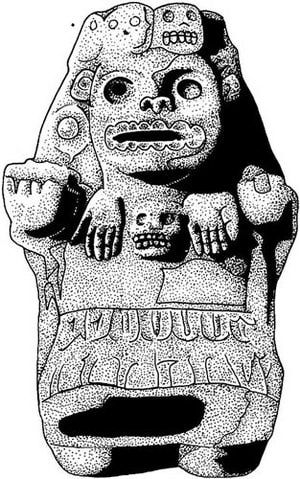 Mictecacihuatl: Goddess of Death in Aztec Religion, Mythology - Image Source: Jupiter Images