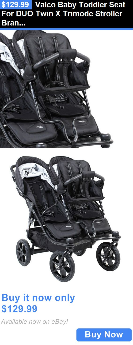 baby and kid stuff: Valco Baby Toddler Seat For Duo Twin X Trimode Stroller Brand New!! BUY IT NOW ONLY: $129.99