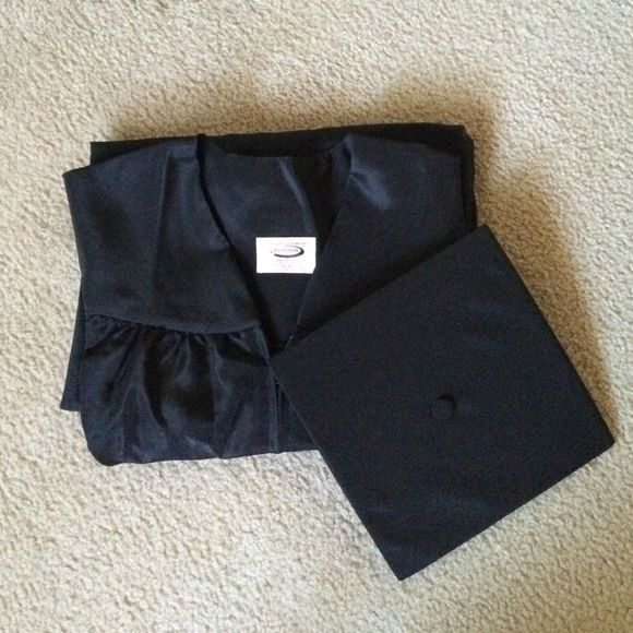 Jostens Graduation Cap and Gown Cap and gown in perfect condition! Feel free to make an offer or bundle for additional discounts! :) Other
