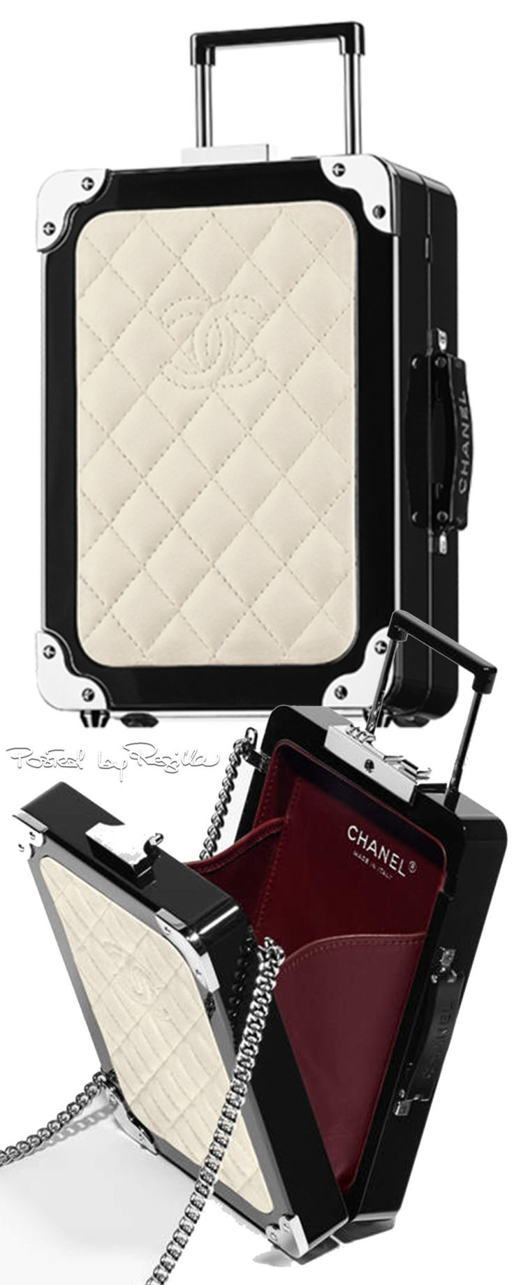 Regilla ⚜ Chanel. http://profile.empowr.com/Profile/NewCustomProfile.aspx?u=BarbaraDelorisWalker