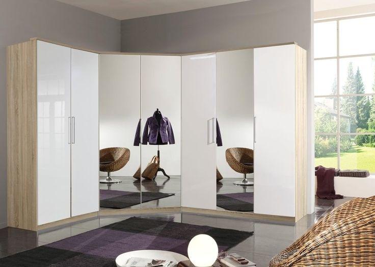 Más de 25 ideas increíbles sobre Eckkleiderschrank en Pinterest - eckschrank weis wohnzimmer
