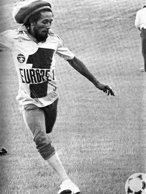 Bob Marley au FC Nantes
