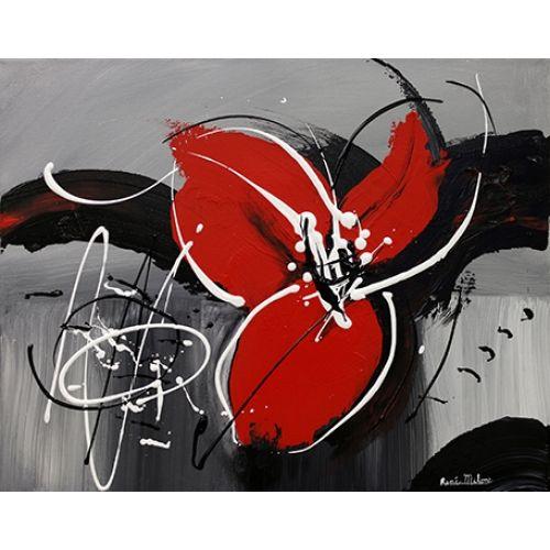 1000 id es sur le th me cours de peinture acrylique sur pinterest pinceaux technique de la - Tuto peinture abstraite contemporaine ...