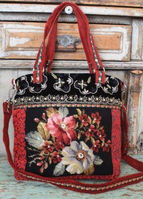 Embroidered bag Handmade Handbags & Accessories - http://amzn.to/2ij5DXx