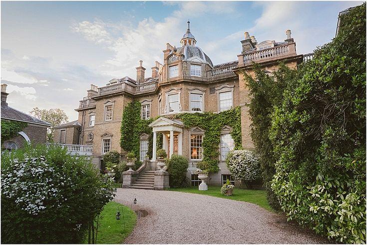 Hampton Court House wedding venue in Surrey near Bushey Park