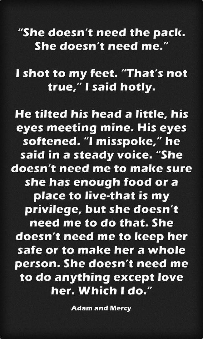 From Fire Touched by Patricia Briggs book 9 Mercy Thompson series