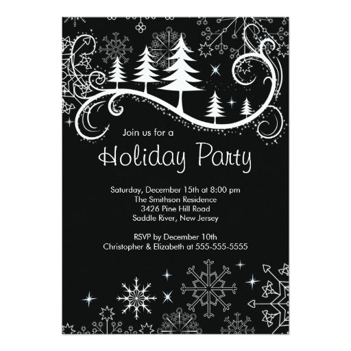 The 25 best Invitation cards online ideas – Online Holiday Party Invitations