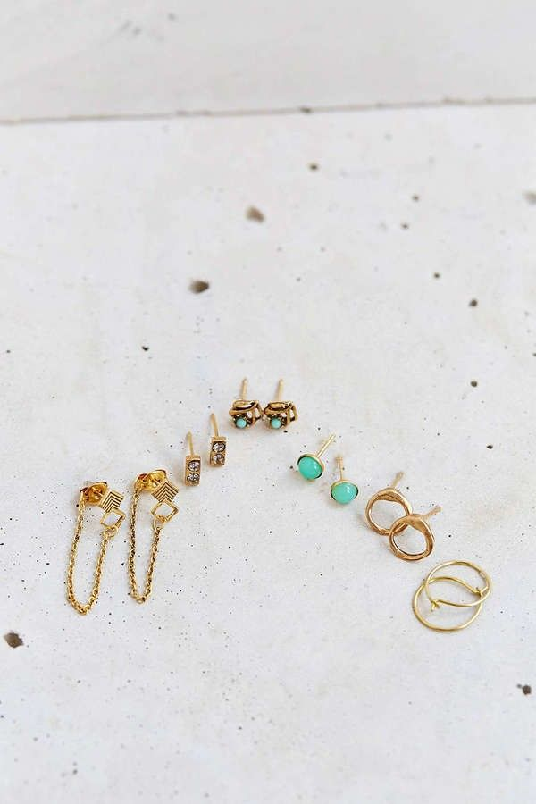 9 Mismatched Earring Combinations To Try This Spring | Lovelyish