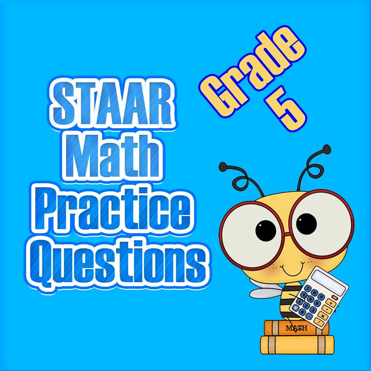 32 best state of texas assessments of academic readiness staar staar math practice questions for 5th grade students to practice before the real deal fandeluxe Gallery