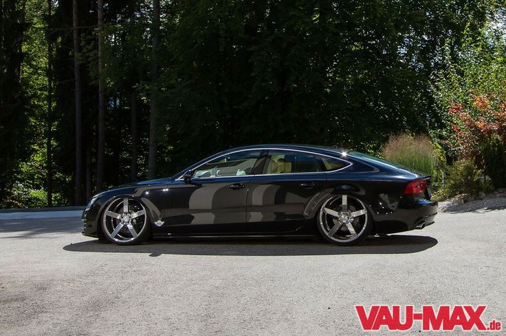 003 audi a7 airride vossen airone flachwerk ah exclusive. Black Bedroom Furniture Sets. Home Design Ideas