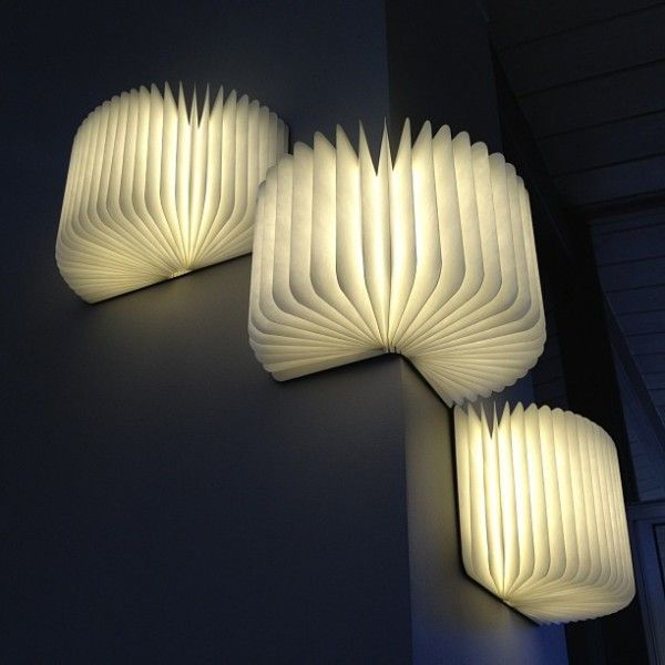 Lampes insolites