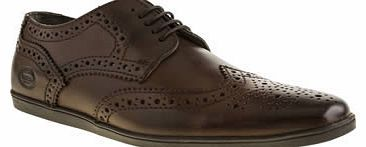 Base London mens base london brown coast shoes 3102116020 Head for the Coast with this contemporary take on the traditional brogue silhouette from Base London. Featuring a rich brown leather upper, classic wing time and punch hole detailing sit on a slim rub http://www.comparestoreprices.co.uk/shoes/base-london-mens-base-london-brown-coast-shoes-3102116020.asp