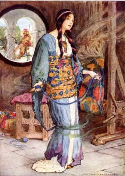 40 best Lady of Shalott images on Pinterest