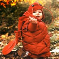 A Baby Boy Halloween Costume