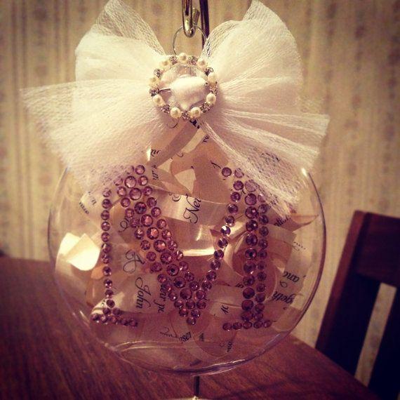 blog ornaments keepsake wedding