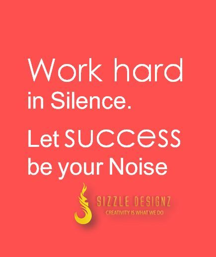 There's no need to make #noise about every #little thing you do. Just do the #job that you were hired for.