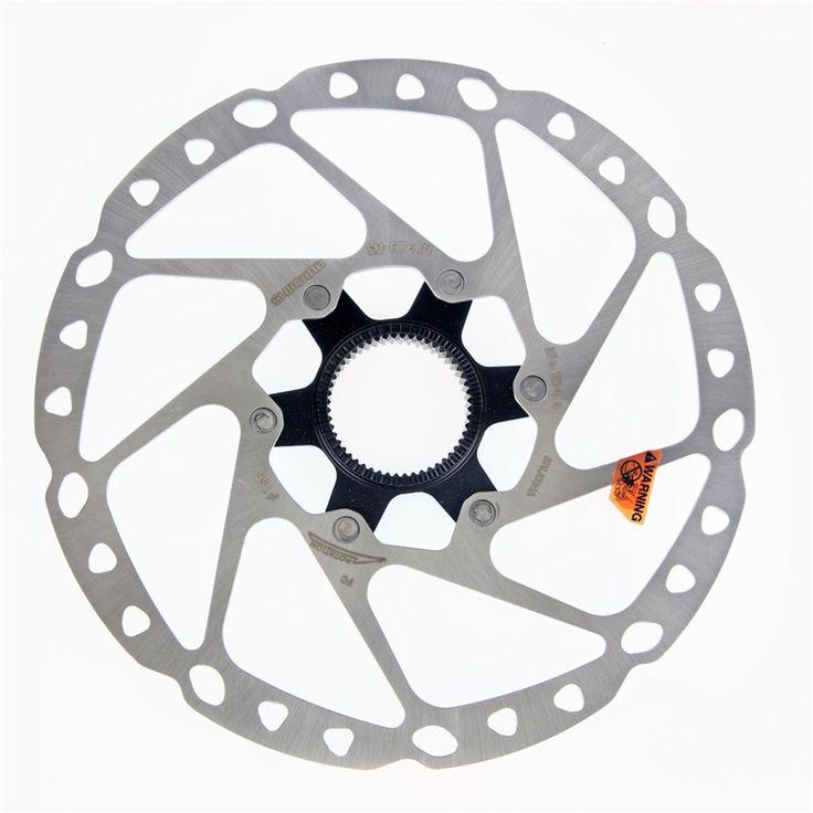 Nouveau Shimano Saint//XTR RT99L 203 mm Centerlock IceTech Disc Brake Rotor