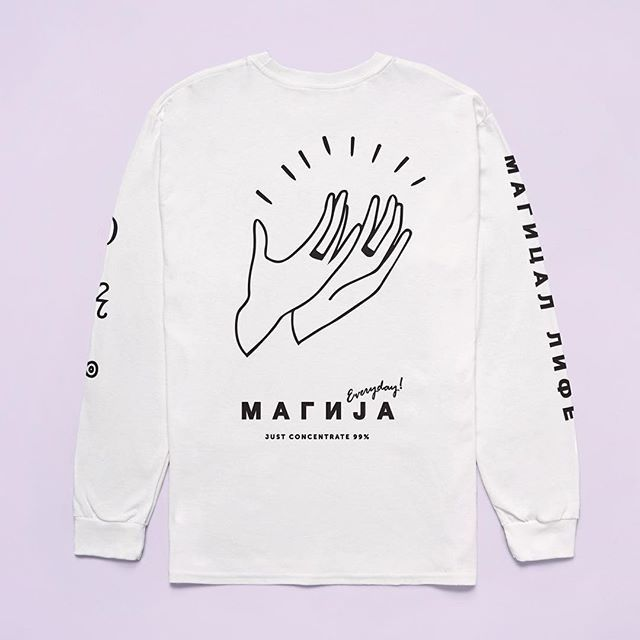 Just Concentrate 99% Long Sleeve Tee