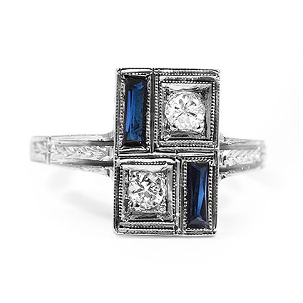 The Minda Ring from Brilliant Earth