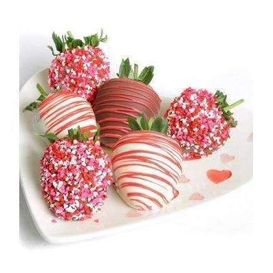 The 25+ best Send chocolate covered strawberries ideas on ...
