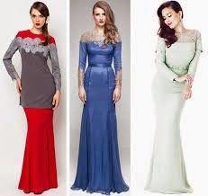 Malay Dress