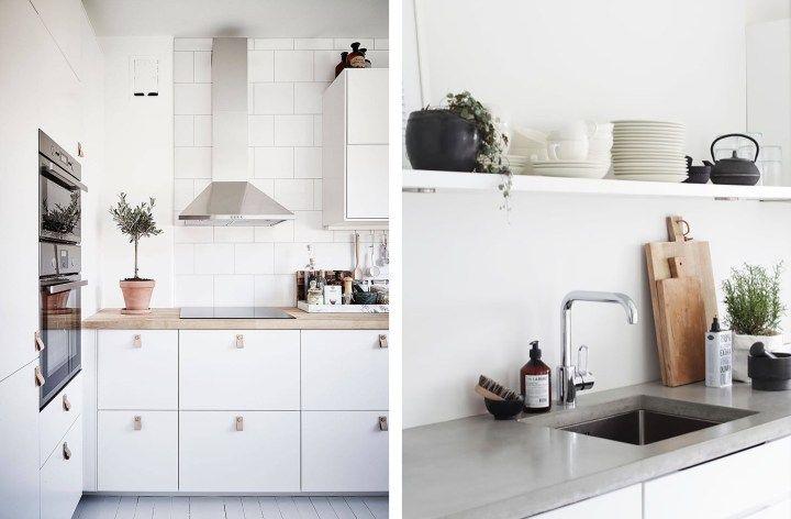 Scandinavian Farmhouse Kitchen Scandinavian Kitchen Design Scandinavian Kitchen Scandi Kitchen