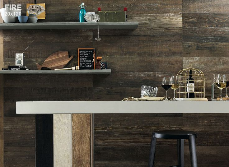 #Wood #kitchen #black #tiles #wine #beige #white #floor #wall #design #inox #food #art